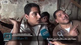 بالفيديو| أصحاب محال الرويعي للحكومة: نبيع مخدرات أحسن