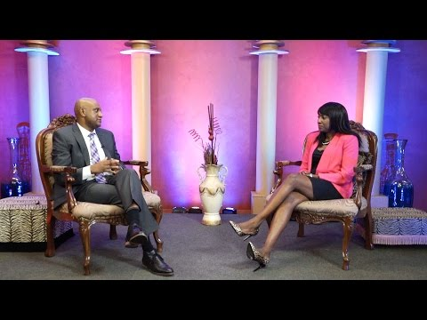Patricia Bebia Mawa interviews Birhan Abate, Country Manager of Ethiopian Airlines