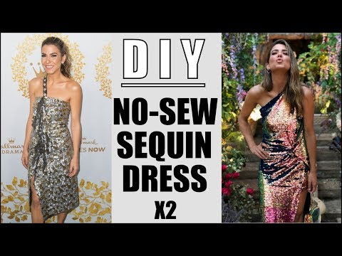 Hemmy - No Sew Sequin Dresses that are Red Carpet Ready!