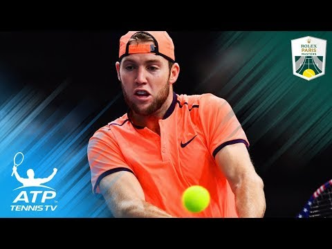 Spectacular doubles rally between Pospisil/Sock & Dodig/Melo | Paris Masters 2015
