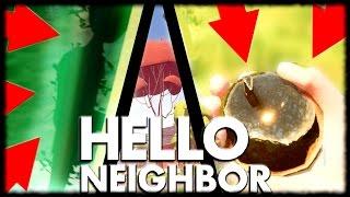 😨 DAS SCHATTENMONSTER + GOLDENER APFEL! - Hello Neighbor Alpha 4 - Deutsch - German