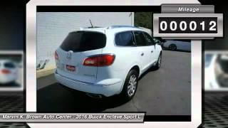 2016 Buick Enclave San Diego CA 216122
