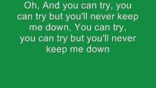 Play Video 'This Ain't A Love Song - Scouting For Girls with Lyrics'