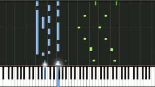 [Piano Tutorial] The Rolling Stones - She's a Rainbow
