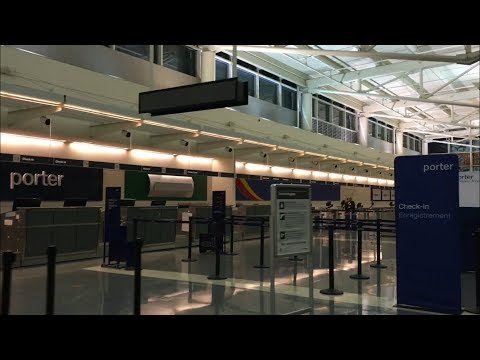 Tour of Chicago-Midway International Airport