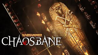 Warhammer: Chaosbane - Official Tomb Kings Launch Trailer