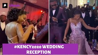 #KENCY 2020 Kwame Despite's Son, Kennedy Osei Wedding Reception Video Highlights Part 2