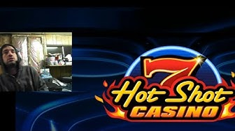 HOT SHOT CASINO Online 777 Slots | Part 1 | Android / Ios Game Gameplay Youtube YT Video Leon