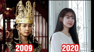 Queen Seondeok 👑 Then and Now 2020   Real Name and Age  🇰🇷 HaraLeelayTV