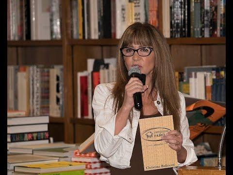 Christina Balinotti   en Books and Books. Encuentro cultural