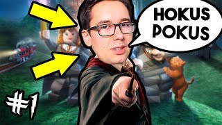 POCZĄTEK MAGII! - LEGO HARRY POTTER LATA 1-4 #1