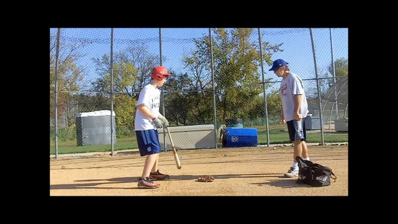 Best Hitting drill of year - compact swing bracket