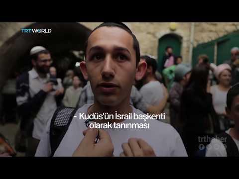 İsrail'de kutlama Gazze'de katliam