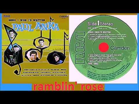 Paul Anka - Ramblin' Rose