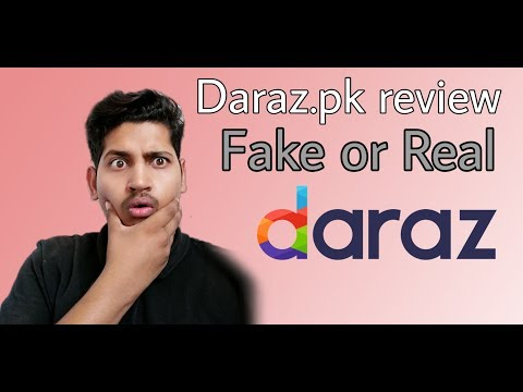 Daraz.pk Online Shopping Review 2019 || Real Or Fake Products || SEO