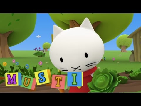 Cartoon | Musti English | Episodes 31-35 Compilation | Cartoon for Kids