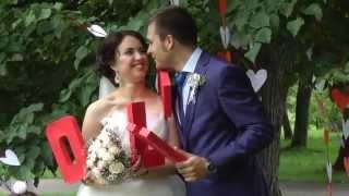 Свадебный клип Олега и Кати Пружаны 12 07 2014