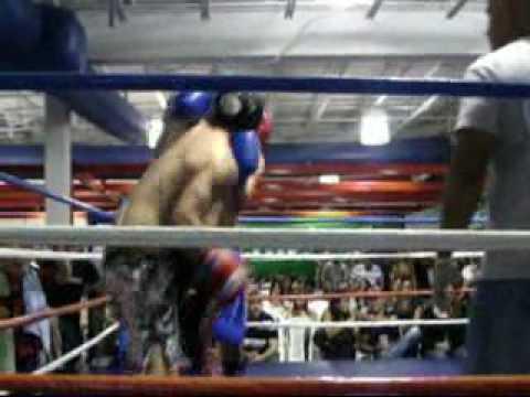 mma fighter Rony vs padilla Puerto Rico