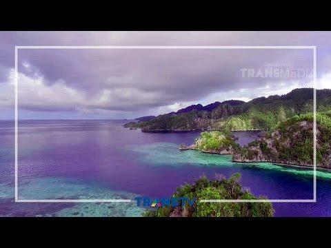 MY TRIP MY ADVENTURE - Pecahan Surga Yang Hilang Kepulauan Misol (30/07/16) Part 1/6