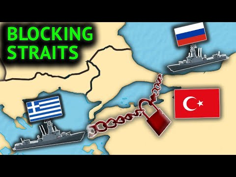Can Turkey Close the Turkish Straits Against Greece and Russia?