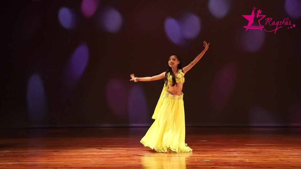 2019第四屆埃-Star閃耀之星-國際中東舞公開賽 兒少個人組 1 曾可鵑