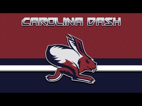 NHL 18 - Custom Team - Carolina Dash