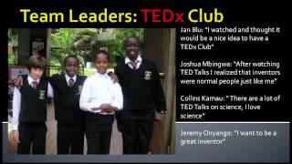 Engaging kids beyond the event: Joyce Gacheru at TEDGlobal 2013