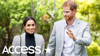 The Palace Will Announce When Meghan Markle Goes Into Labor | Access