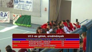 U11-es Pest megyei Futsal7Vége, Final Four (2017.02.05, összefoglaló)