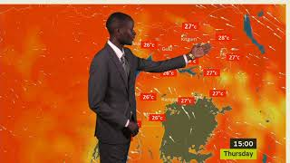 Weather forecast by Ssempa Alex Kim