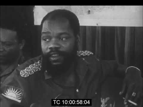 Download Lt. Col. Emeka Ojukwu Visits Biafran Wounded & Gives A Press Conference | Enugu | July 1967