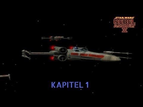 "Star Wars: Rebel Assault II ""The Hidden Empire"" ║ Kapitel 1 - Das Dreighton Dreieck |"