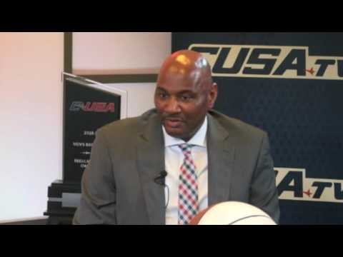Florida Atlantic coach Mike Curry on Frank Booker (Westside) and Jailyn Ingram (Morgan County)