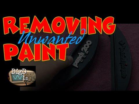 Remove Paint Off Car Amplifier - Tech Tip Tuesday #1