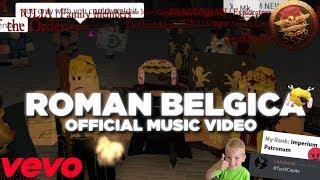 [ROBLOX] ROMAN BELGICA MUSIK VIDEO | I ALMOST F'!%** CRIED!