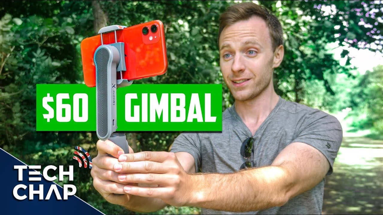 The Best UPGRADE for your Phone Camera! [Zhiyun Smooth X TESTED] | The Tech Chap
