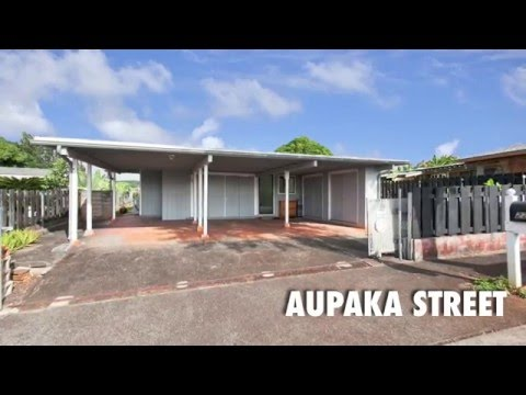 Aupaka Street - Pearl City, Hawaii