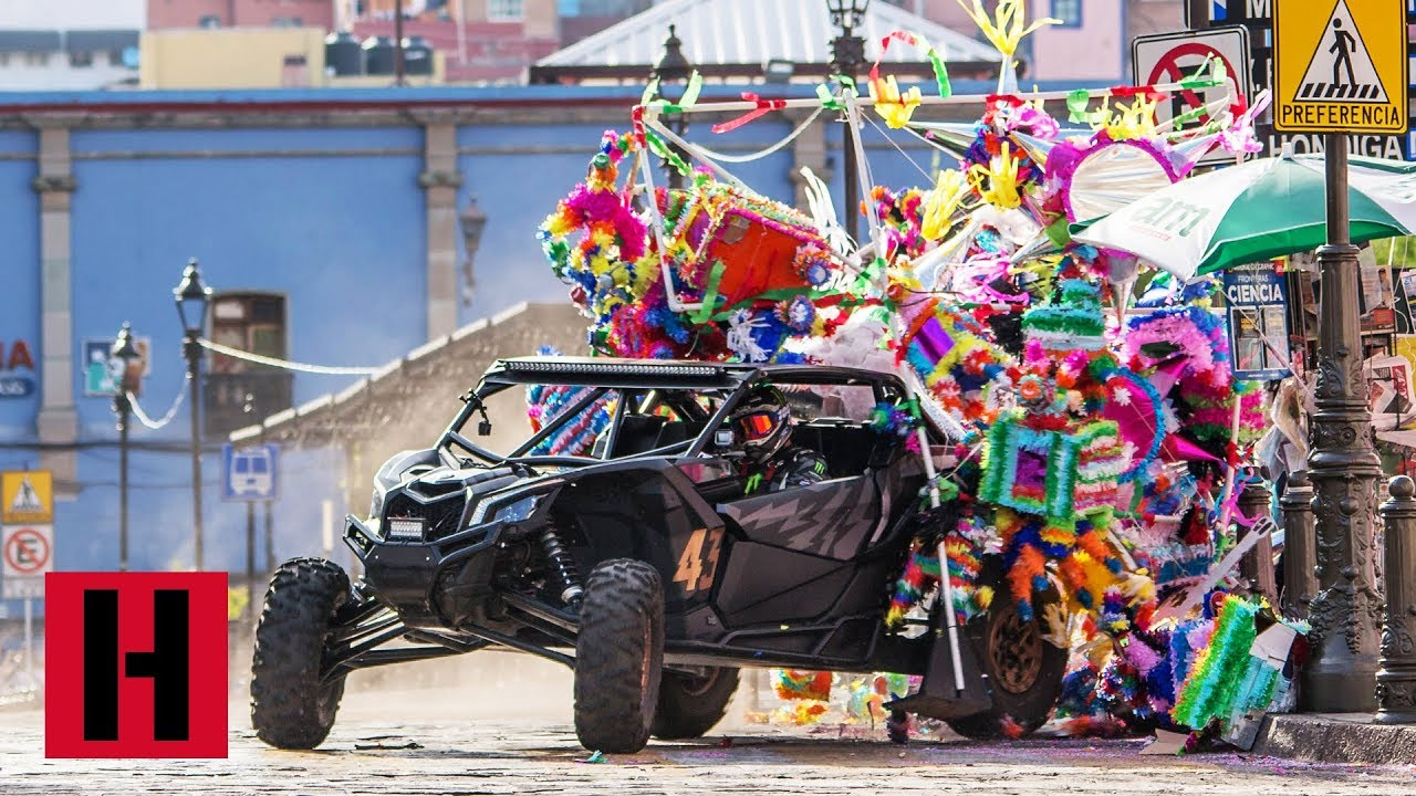 Ken Block's Gymkhana TEN: The Can-Am Special! Guanajuato, Mexico
