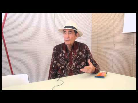 Interview with Albie Sachs