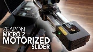 MOTORIZED Zeapon Micro 2 Slider (Review & Update) screenshot 4