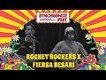 Rocket Rockers X Fiersa Besari  At Synchronize Fest 2019
