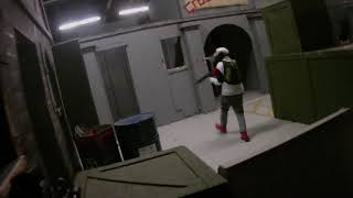 Airsoft Team 6 - Going against EXPERIENCED Players