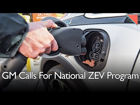 GM Calls for National ZEV Program, Tesla to Intro Neural Networks – Autoline Daily 2465
