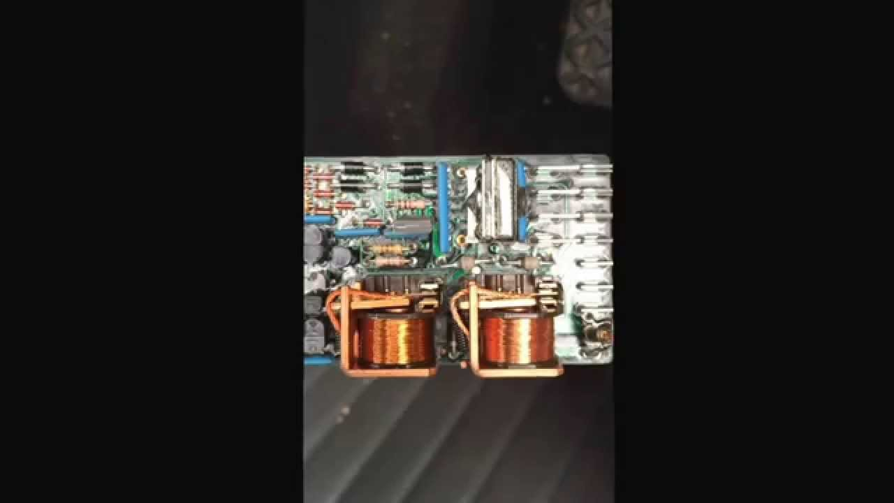 Central locking module bmw e30  YouTube
