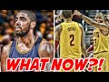 COULD THE CAVALIERS TRADE LEBRON TOO?! KYRIE IRVING DEMANDS TRADE!   NBA NEWS