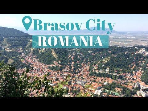 VISIT ROMANIA/ Brasov City - Travel Guide