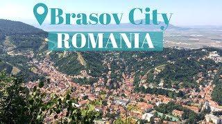 VISIT ROMANIA Brasov City - Travel Guide