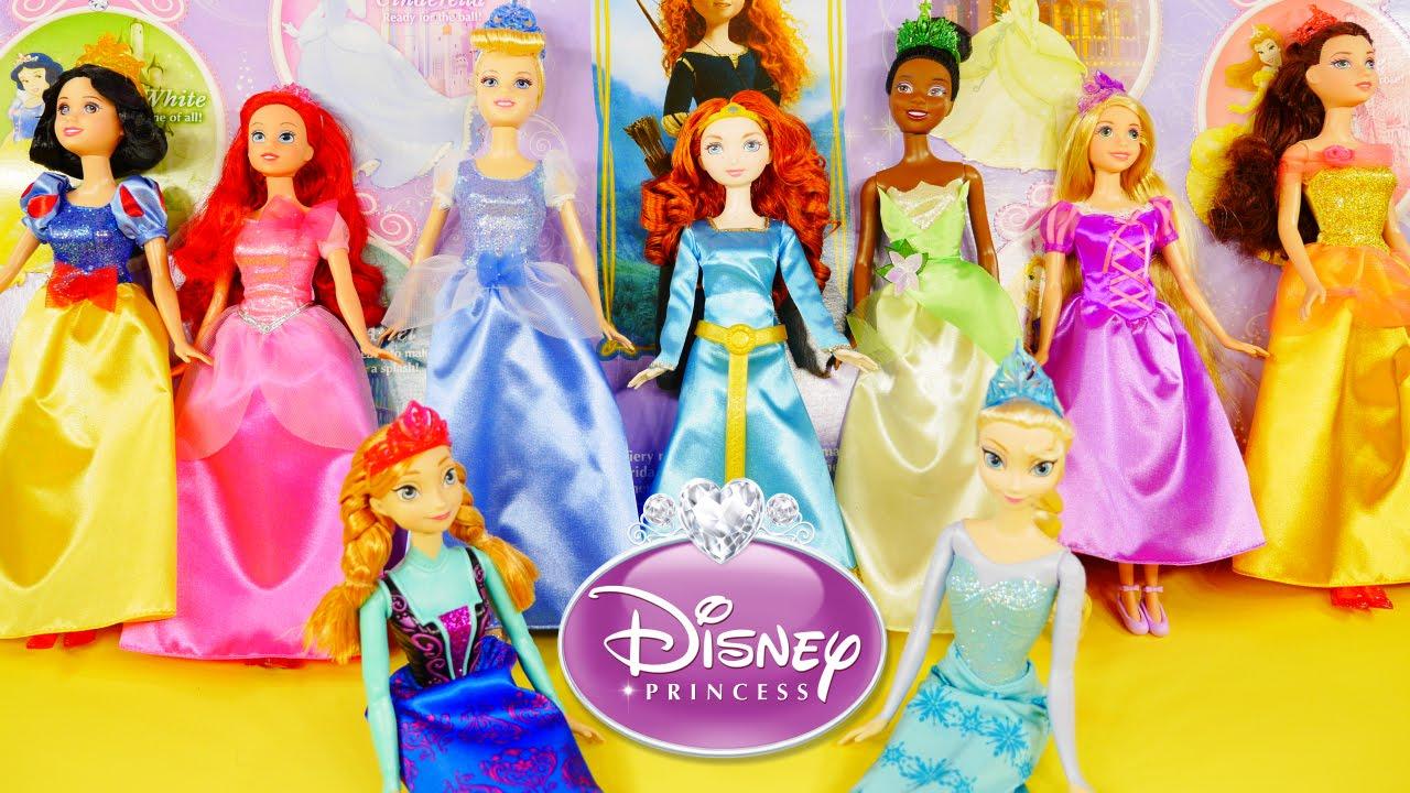 Disney Snow White Barbie Doll