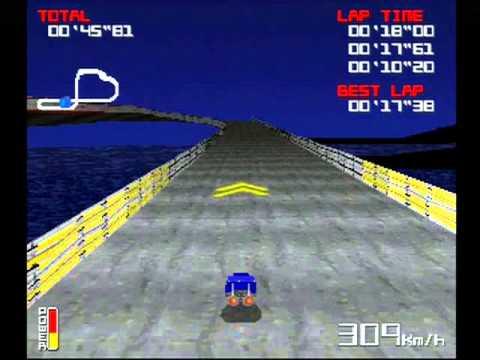 AeroGauge N64 - video dailymotion