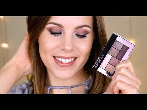 Tutorial NEW Maybelline the City Mini Palette | Cool Brunch Neutrals